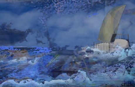 letto in mare - by criBo