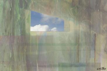 spiraglio e nuvola by criBo