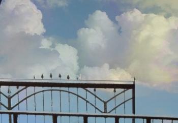 nuvole pistacchio - by criBo