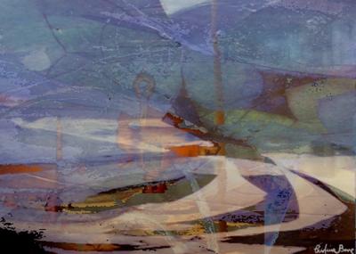 acrilico su multistrato cartaceo (1989)