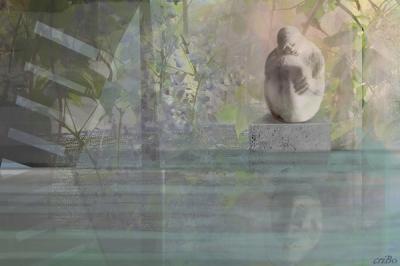 mia scultura e foto -by criBo