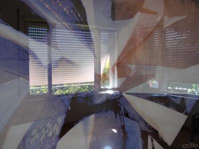 quadro nella stanza - by criBo