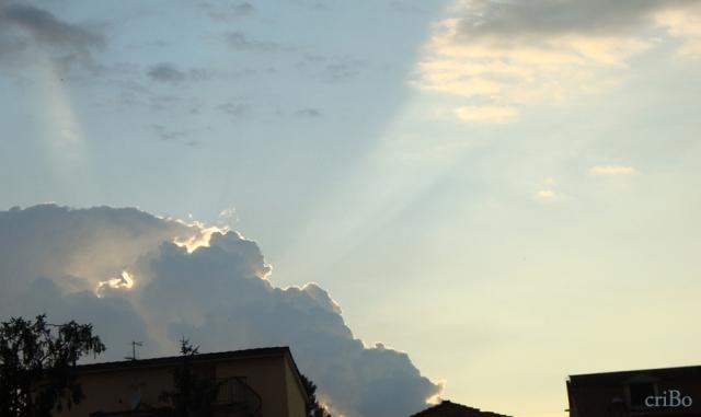 l'orlo del cielo - by criBo