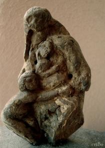 sculturina in radica by criBo