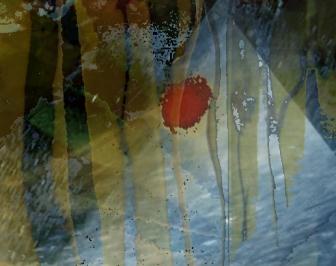 la macchia rossa - by criBo