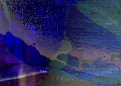 verso blu - by criBo