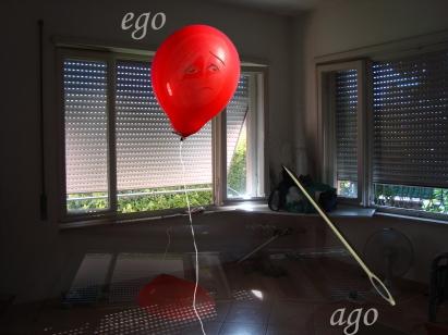 ego-ago - by criBo