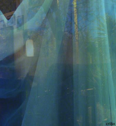 tendaggio blu - by criBo