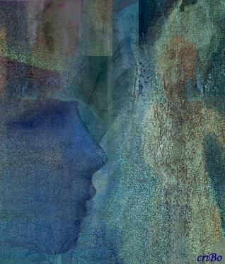 doppio profilo - by criBo