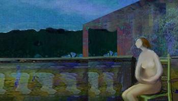 sera sul terrazzo wp - by criBo