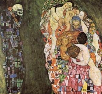 La Vie et la Mort de Gustav Klimt
