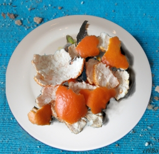 bucce di mandarino - by cribo