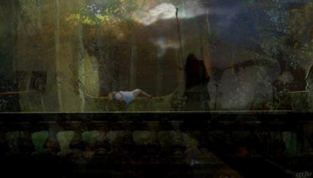 la morte e la bella addormentata - by-cribo