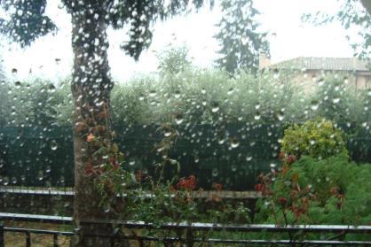 pioggia a Lariano - by criBo